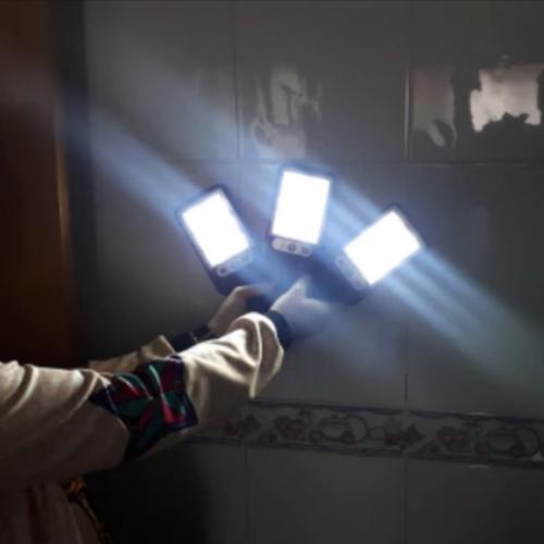 Szoláris utcai lámpa Light ME photo review