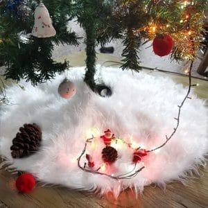Karácsonyfa talp takaró photo review